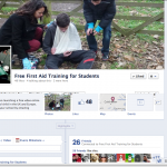 student first aid on facebook